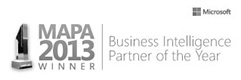 mapa 2013 business intelligence award