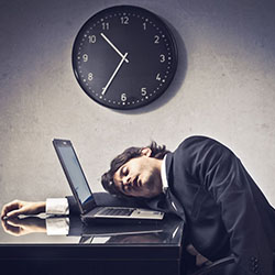 The graveyard shift – who's doing yours?